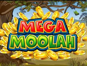 Mega Moolah jackpot gokkast