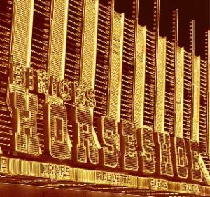 Binions Horseshoe Casino - waar Caribbean Stud Poker begonnen