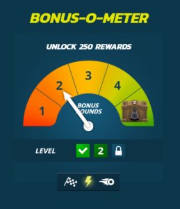 bonus-o-meter thrills casino