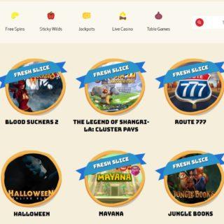Casino Calzone Screenshot