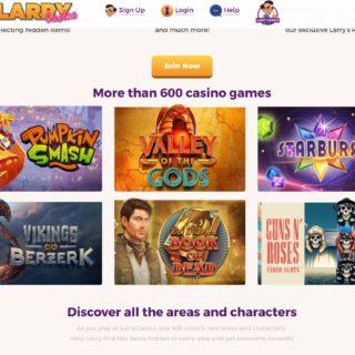 larry games