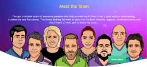 Playojo Meet the team