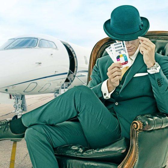 Mr Green: Win tickets voor de Champions League