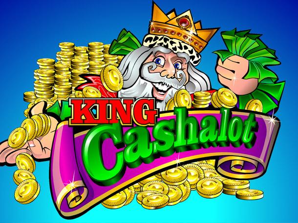 king cashalot gokkast