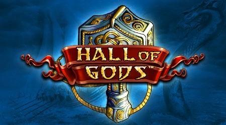 Netent Hall of The Gods