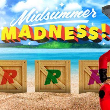 Enorme Prijzen bij de Midsummer Madness promotie van Rizk