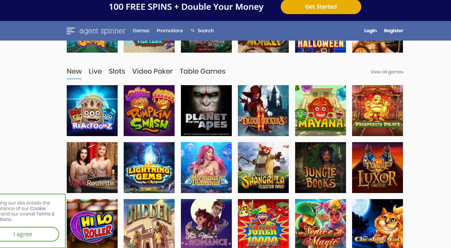 nieuwe online casino