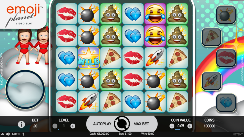 emojiplanet main game