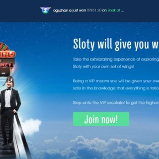 sloty bonus