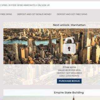 NYspins screenshot