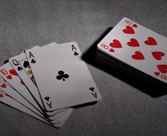 speelkaarten met jodium