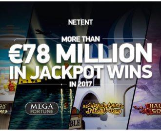 netent jackpot 78 miljoen 2017