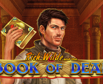 Book of Dead gokkast