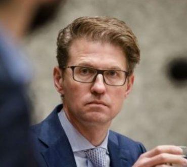 Sander Dekker, Minister van Justitie en Veiligheid