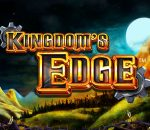 Kingdom's Edge lobby logo