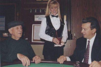 Archie Karas aan de pokertafel