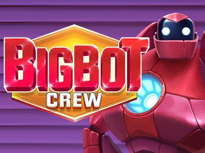 Big Bot Crew gokkast logo