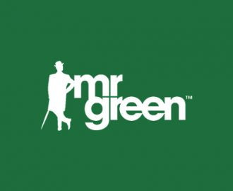 Groen logo Mr. Green Casino